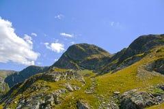 Montagna di Rila Fotografia Stock