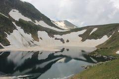 Montagna di Rila in Bulgaria Immagini Stock Libere da Diritti