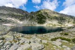 Montagna di Rila, laghi Musalenski Fotografia Stock Libera da Diritti