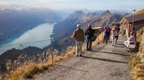 Montagna di Rothorn, Svizzera II Fotografia Stock Libera da Diritti