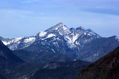 Montagna di Salisburgo immagine stock