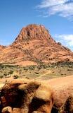Montagna di Spitzkoppe Fotografia Stock Libera da Diritti