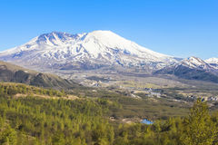 Montagna di St Helens (Washington) immagine stock libera da diritti