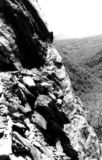Montagna di Stowe Vermont Fotografia Stock