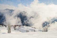 Montagna di Trisselwand Immagine Stock