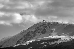 Montagna di Vitosha - di Sofia Fotografie Stock
