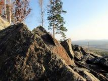 Montagna di Volchikha Fotografie Stock