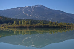 Montagna di Whistler immagine stock libera da diritti