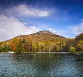 Montagna di Yonah, Georgia fotografia stock