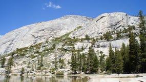 Montagna di Yosemite Immagini Stock