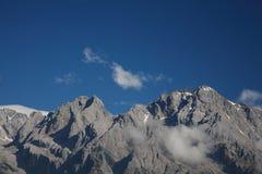 Montagna di Yulong Fotografie Stock