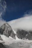 Montagna di Yulong Fotografia Stock Libera da Diritti