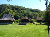 Montagna di Zlatibor Immagini Stock Libere da Diritti