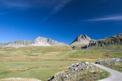Montagna di Zurim, Montenegro Immagini Stock Libere da Diritti