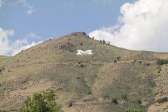 Montagna dorata dell'allerta di Colorado Fotografia Stock Libera da Diritti