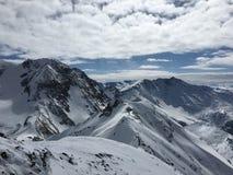 Montagna in Francia Immagine Stock