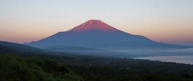 Montagna Fuji Fotografie Stock Libere da Diritti