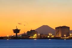 Montagna Fuji Fotografia Stock Libera da Diritti