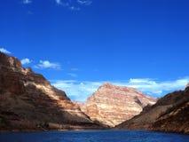 Montagna Grand Canyon Fotografia Stock Libera da Diritti
