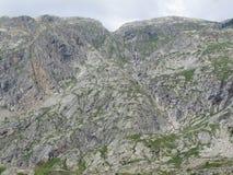 Montagna a Grenoble fotografia stock