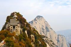 Montagna Hua in Cina Fotografia Stock