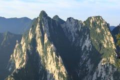 Montagna Hua in Cina Fotografia Stock Libera da Diritti