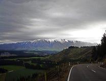 Montagna Hutt Fotografia Stock Libera da Diritti