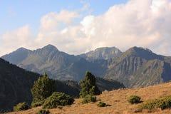 Montagna nei Pyrenees Immagine Stock Libera da Diritti