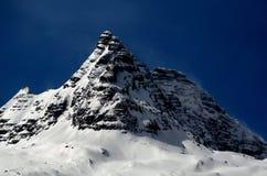 Montagna nel lofer dell'Austria Salisburgo Fotografie Stock
