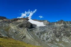Montagna nelle Ande Fotografia Stock