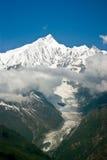 Montagna Peak_1 Fotografie Stock Libere da Diritti