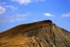 Montagna pittoresca fotografia stock