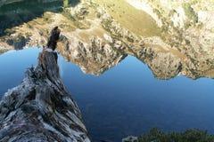 Montagna in Pyrenees Immagine Stock Libera da Diritti