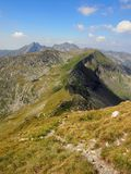 Montagna Ridge Immagine Stock