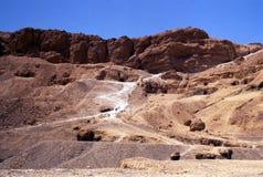 Montagna rocciosa Immagine Stock Libera da Diritti