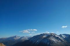 Montagna rocciosa Immagine Stock