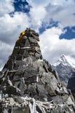 Montagna santa di Xiannairi Fotografia Stock Libera da Diritti