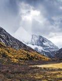 Montagna santa di YangMaiyong Immagini Stock Libere da Diritti
