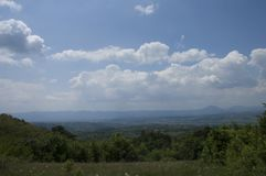 Montagna in Serbia-Planina u Srbiji Fotografia Stock Libera da Diritti