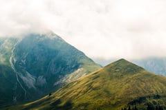 Montagna in Svizzera Immagine Stock Libera da Diritti