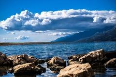 Montagna Velebit Fotografie Stock