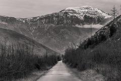 Montagna Velez Fotografie Stock Libere da Diritti