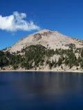 Montagna vulcanica Fotografia Stock