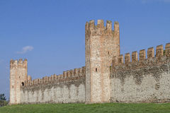 Montagnana Stock Images