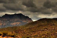 Montagne 109 de désert photos libres de droits