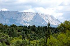 Montagne Fotografia Stock Libera da Diritti