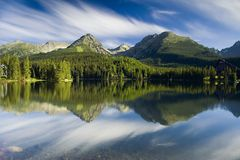 Montagne Image libre de droits