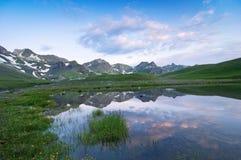 Montagne Fotografie Stock Libere da Diritti