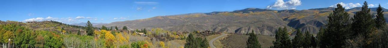Montagne 4 del Colorado Fotografie Stock Libere da Diritti