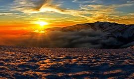 Montagne Immagini Stock